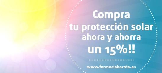 Banner protección solar